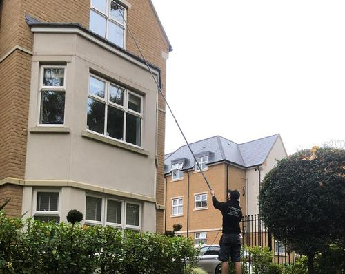 Window Cleaning in Surrey